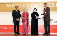 UAE: New Batch of Students Officially Initiated into Healthcare Profession at GMU