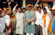 Puttur: Yettinahole Protests on scale of Ayodhya Karseva, says MP Nalin Kumar