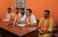 K S Bhagwan must be arrested: VHP