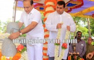 Udupi: District Pays Homage to Mahatma Gandhi on 146th Birth Anniversary