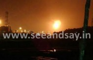 Surathkal: Minor fire incident in MRPL; officers say, nothing to worry