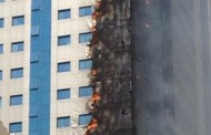Sharjah inferno leaves 250 families homeless