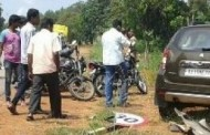 Family of three including four-year-old child die in road mishap
