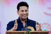 Focus on your capacity and be a winner, says Tendulkar