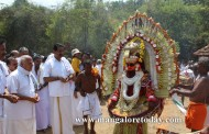 Enmakaje: Pilichamundi Nemotsava-2016 held with traditional fervour