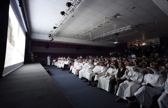 Saudi film festival attracts movie buffs