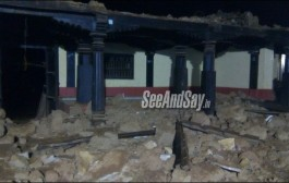 Temple Wall Collapse On Workers In Udupi; Two Killed, Six Injured