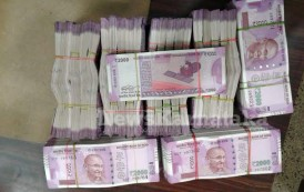 Rs 70 Lakh worth currency seized near Karkala, 3 nabbed