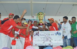 Hannan XI lifts first Kundapur Trophy-2016