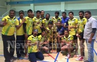 New Mark Mangalore wins three successive Kabaddi titles in UAE