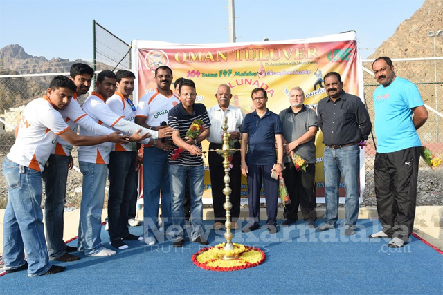 Maiden Oman Tuluver Family Sports Meet receives huge response