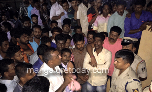 Yellur youth alleges assault by 7 member gang