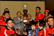 Mangalore Friends lift KCWA Cricket Cup title third time in row
