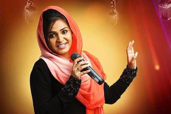 Muslim girl trolled online for singing Hindu songs on reality show