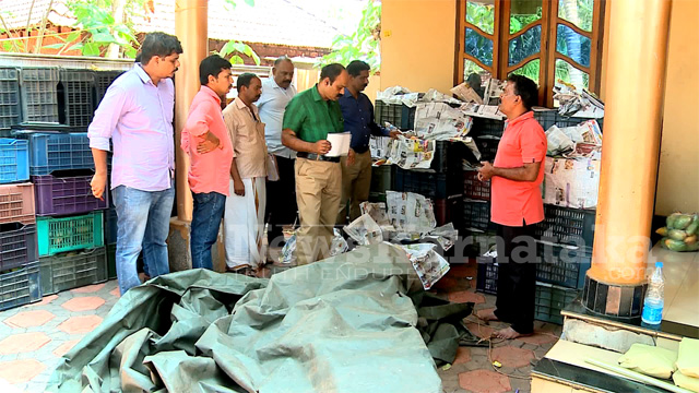 Cache of artificially ripened mangoes seized in Kasargod