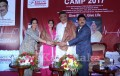 Praveen Shetty's Fortune Group of Hotels presents Blood Donation camp