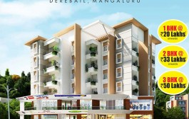 Foundation stone laid for Nirmaan Homes' Dvaraka Enclave Residential-cum-commercial project at Derebail