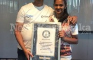 City-based man and daughter create Guinness record in scuba diving