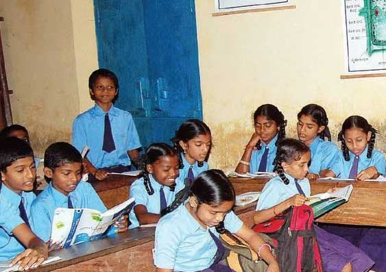 '1584 school students take Tulu as III language in undivided DK'
