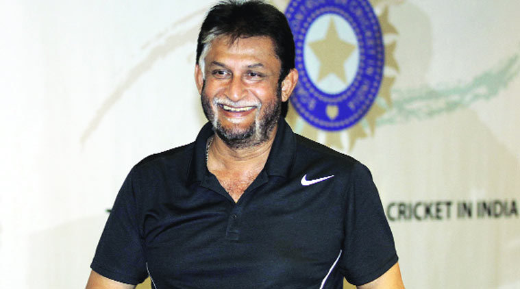 Sandeep Patil named brand ambassador of the Indian Indoor Cricket Team